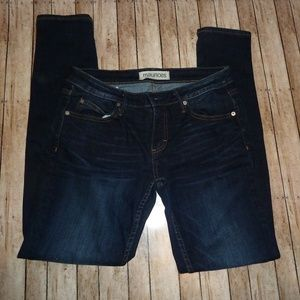 Maurices True Blue Skinny Jeans
